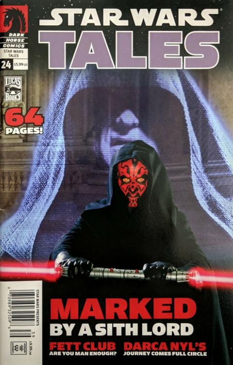 Star Wars Tales #24 (2005)
