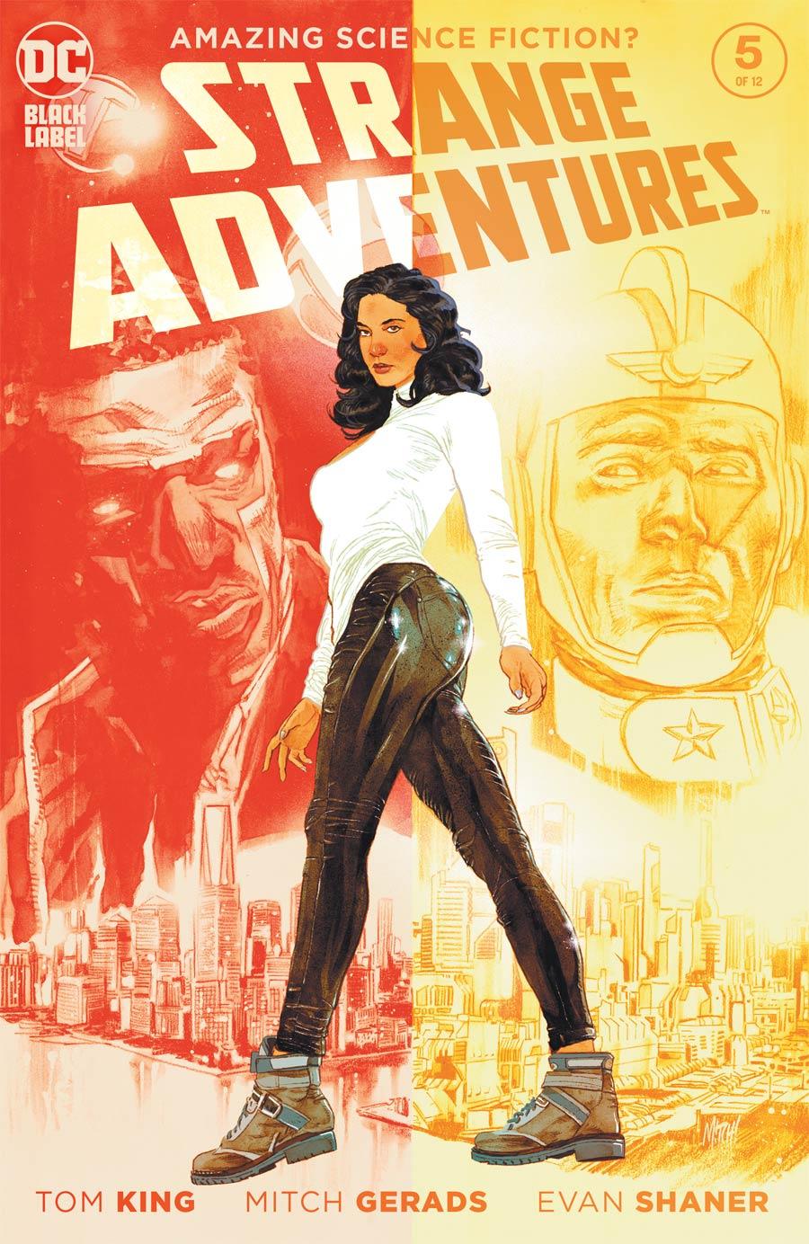 Strange Adventures #5 (2020)
