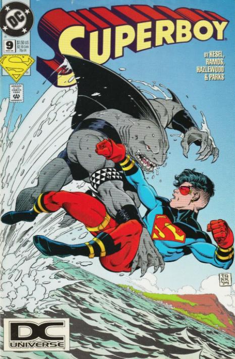 Superboy #9 (1994)