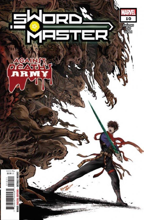 Sword Master #10 (2020)