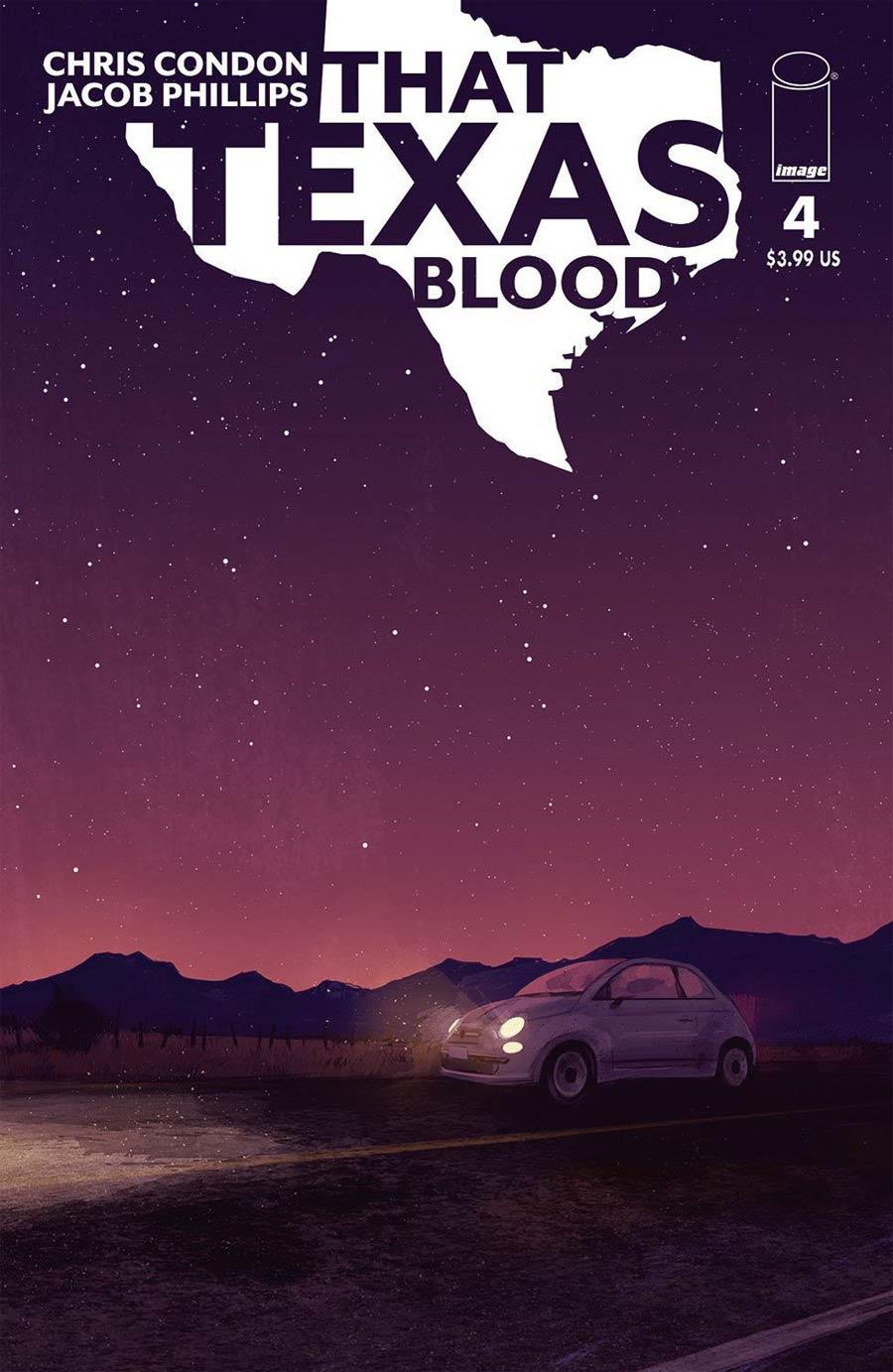 That Texas Blood #4 (2020)