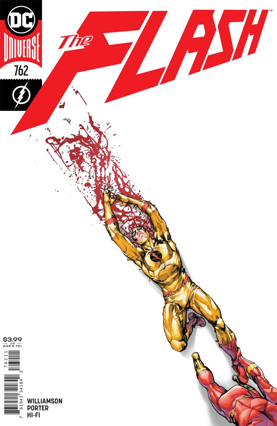 The Flash #762
