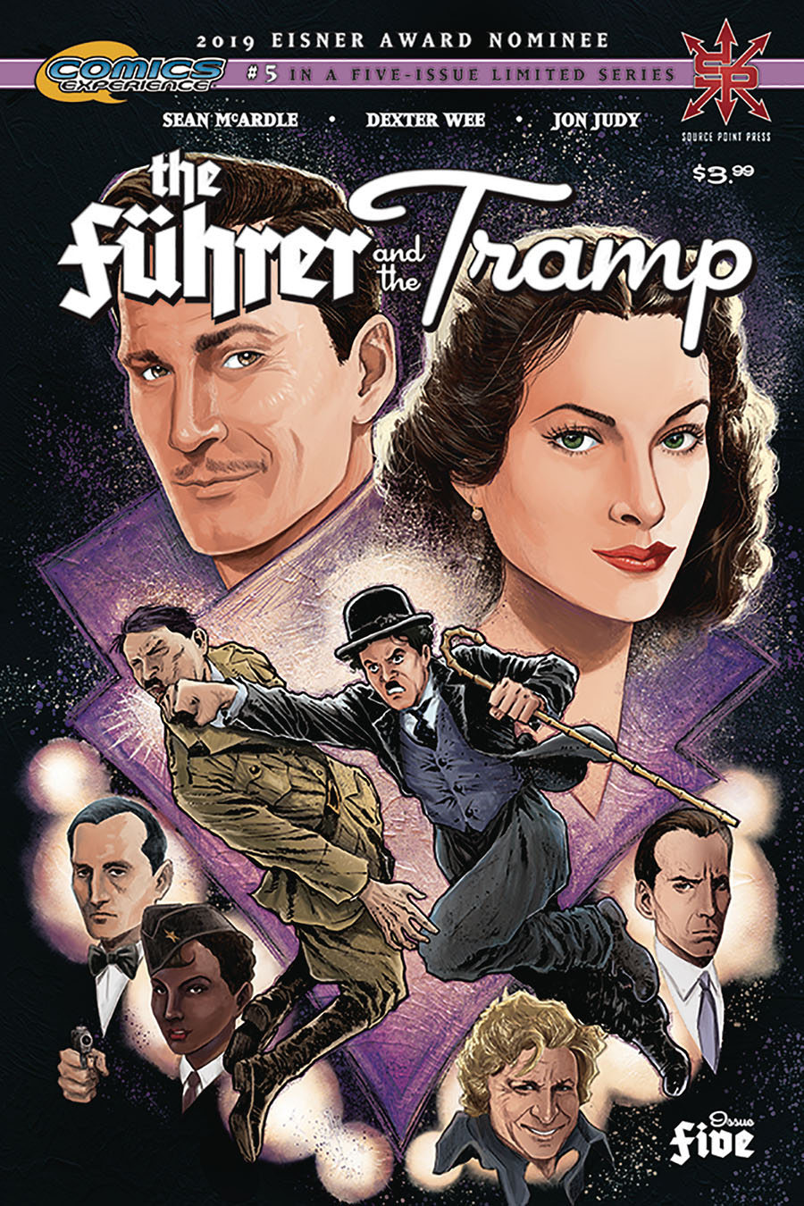 The Fuhrer and the Tramp #5 (2020)