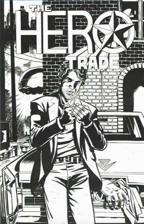 The Hero Trade #Ashcan (Limited 250)