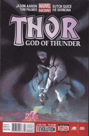 Thor: God of Thunder #6 (2013)