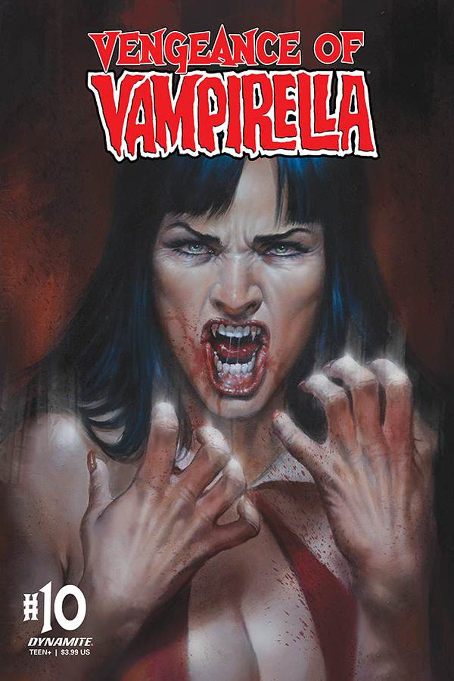 Vengeance Of Vampirella #10 (2020)