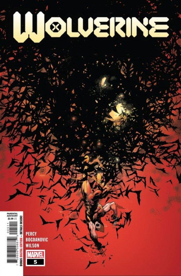 Wolverine #5 (2020)