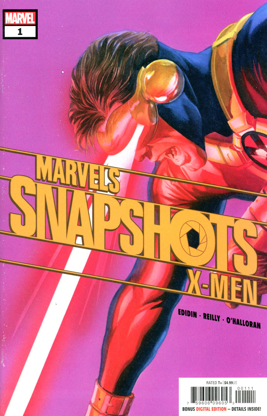 X-Men: Marvels Snapshot #1 (2020)
