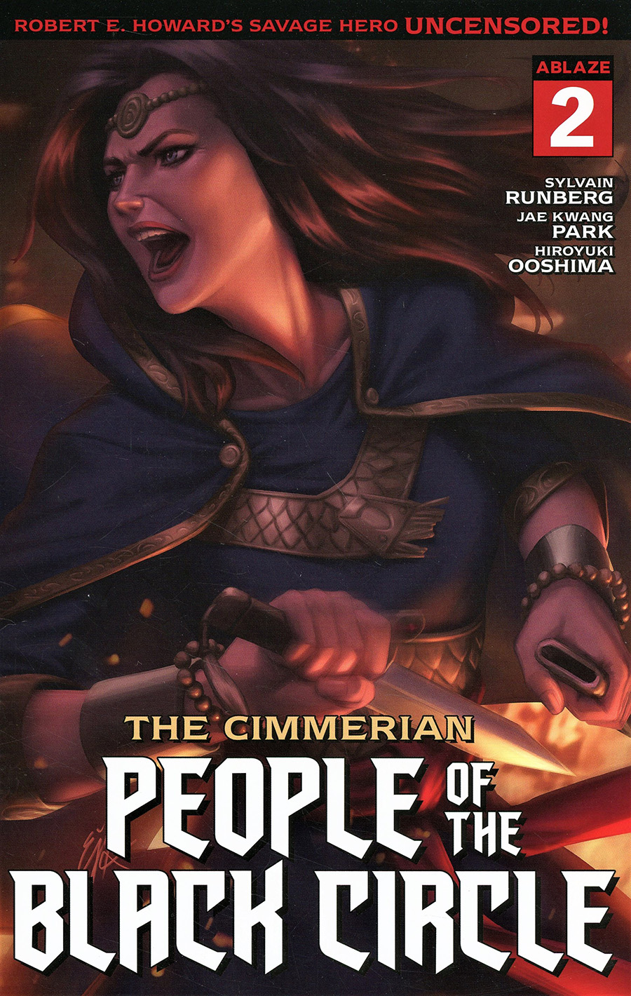 The Cimmerian: People of the Black Circle #2 (2020)