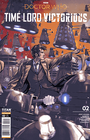 Doctor Who: Time Lord Victorious #2 (2020)