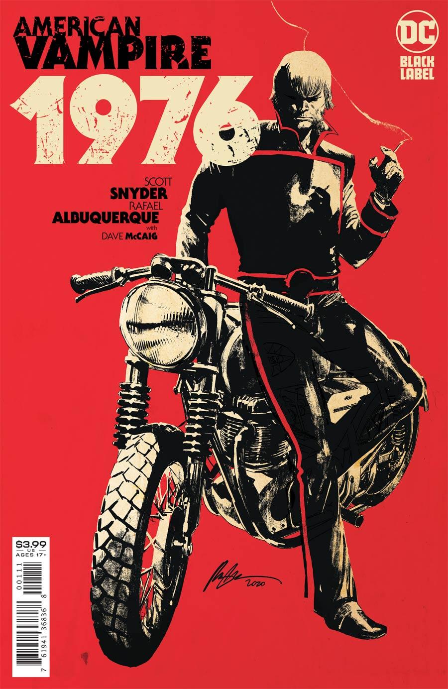 American Vampire 1976 #1 (2020)