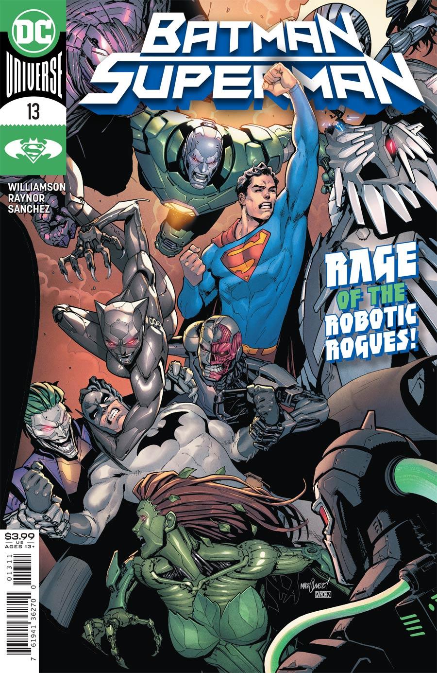 Batman / Superman #13 (2020)