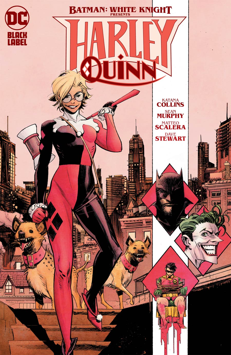 Batman: White Knight Presents Harley Quinn #1 (2020)