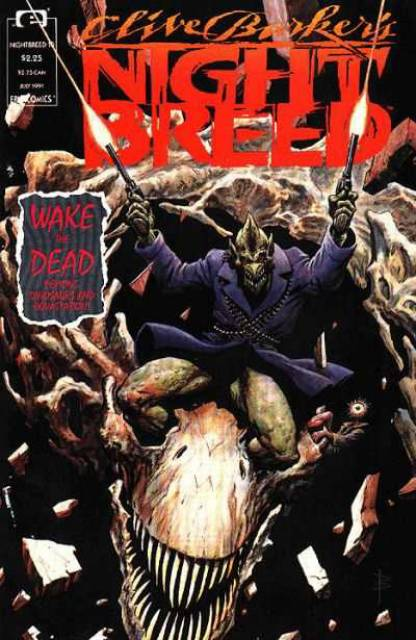 Clive Barker's Night Breed #10 (1990)