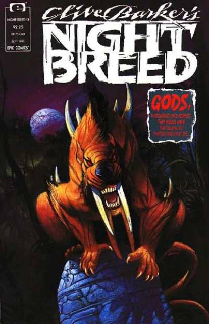 Clive Barker's Night Breed #11 (1990)