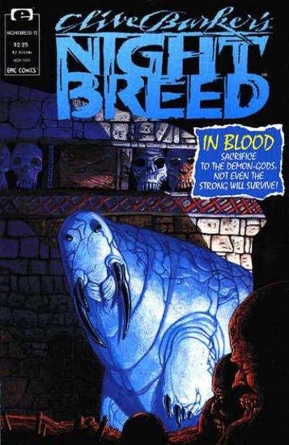Clive Barker's Night Breed #12 (1990)