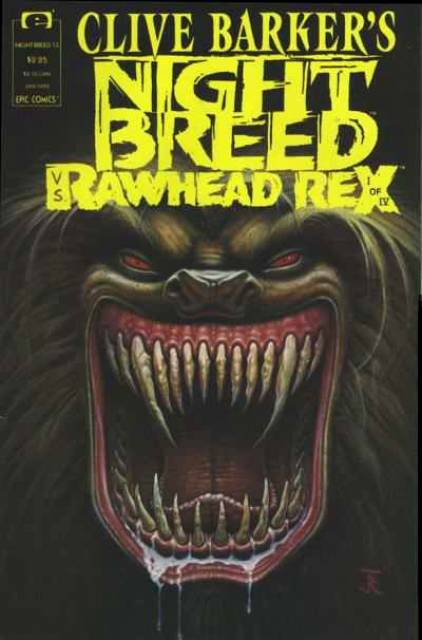 Clive Barker's Night Breed #13 (1990)