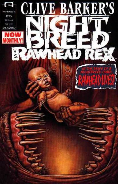Clive Barker's Night Breed #15 (1990)