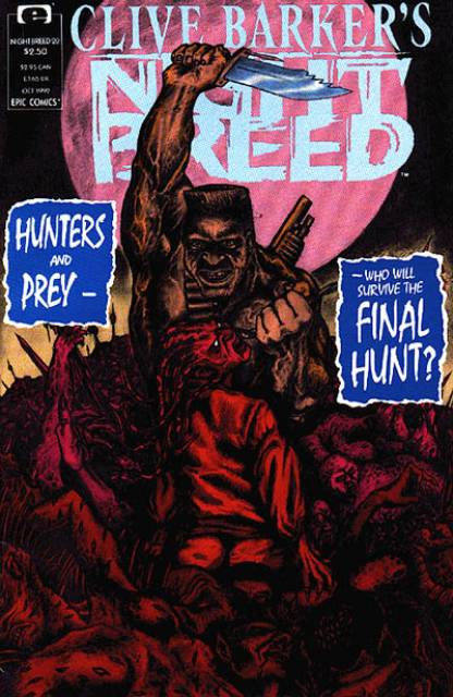 Clive Barker's Night Breed #20 (1990)