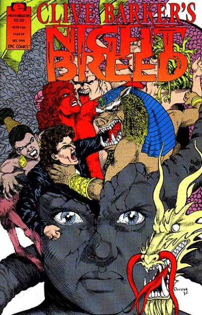 Clive Barker's Night Breed #22 (1990)