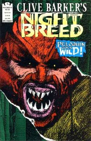 Clive Barker's Night Breed #23 (1990)