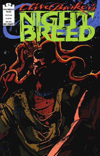 Clive Barker's Night Breed #24 (1990)