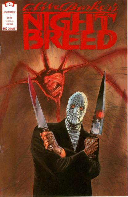 Clive Barker's Night Breed #1 (1990)
