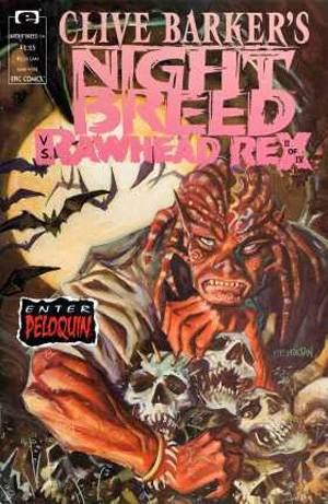Clive Barker's Night Breed #14 (1992)