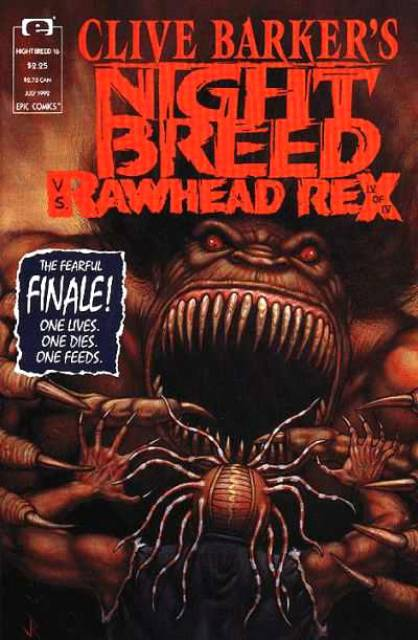 Clive Barker's Night Breed #16 (1992)