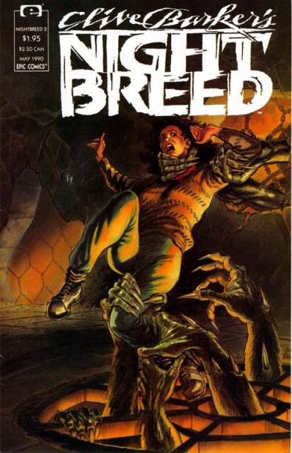Clive Barker's Night Breed #2 (1990)