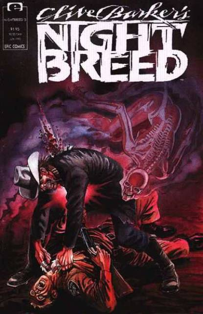 Clive Barker's Night Breed #3 (1990)