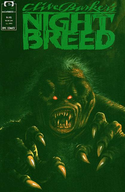 Clive Barker's Night Breed #4 (1990)