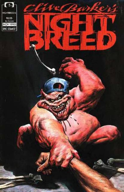 Clive Barker's Night Breed #6 (1990)
