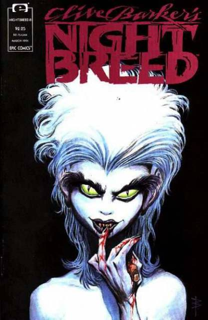 Clive Barker's Night Breed #8 (1991)