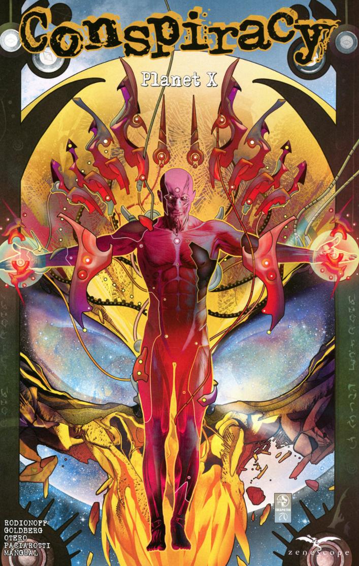 Conspiracy: Planet X #1 (2020)