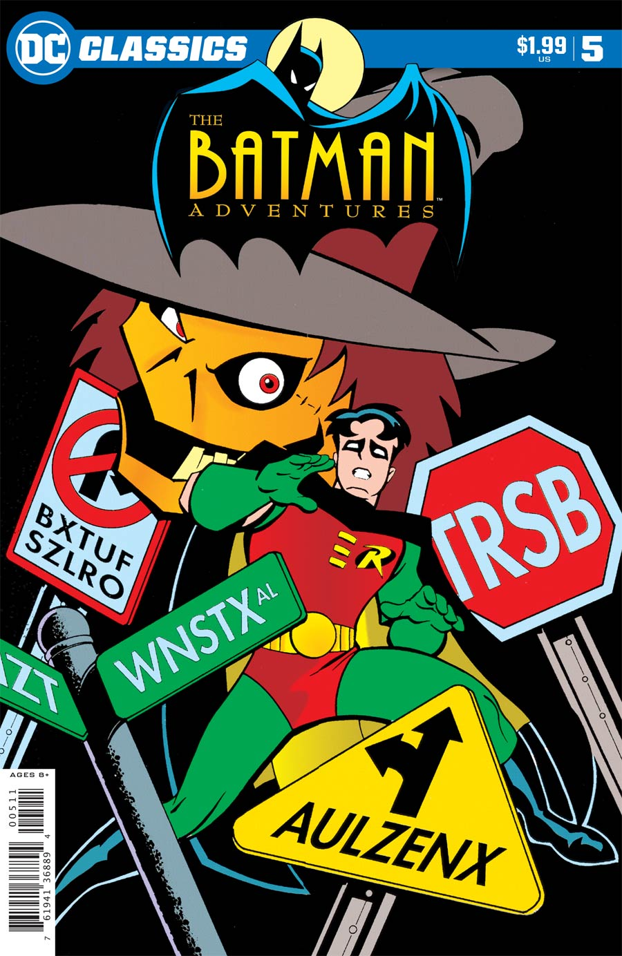 DC Classics: Batman Adventures #5 (2020)