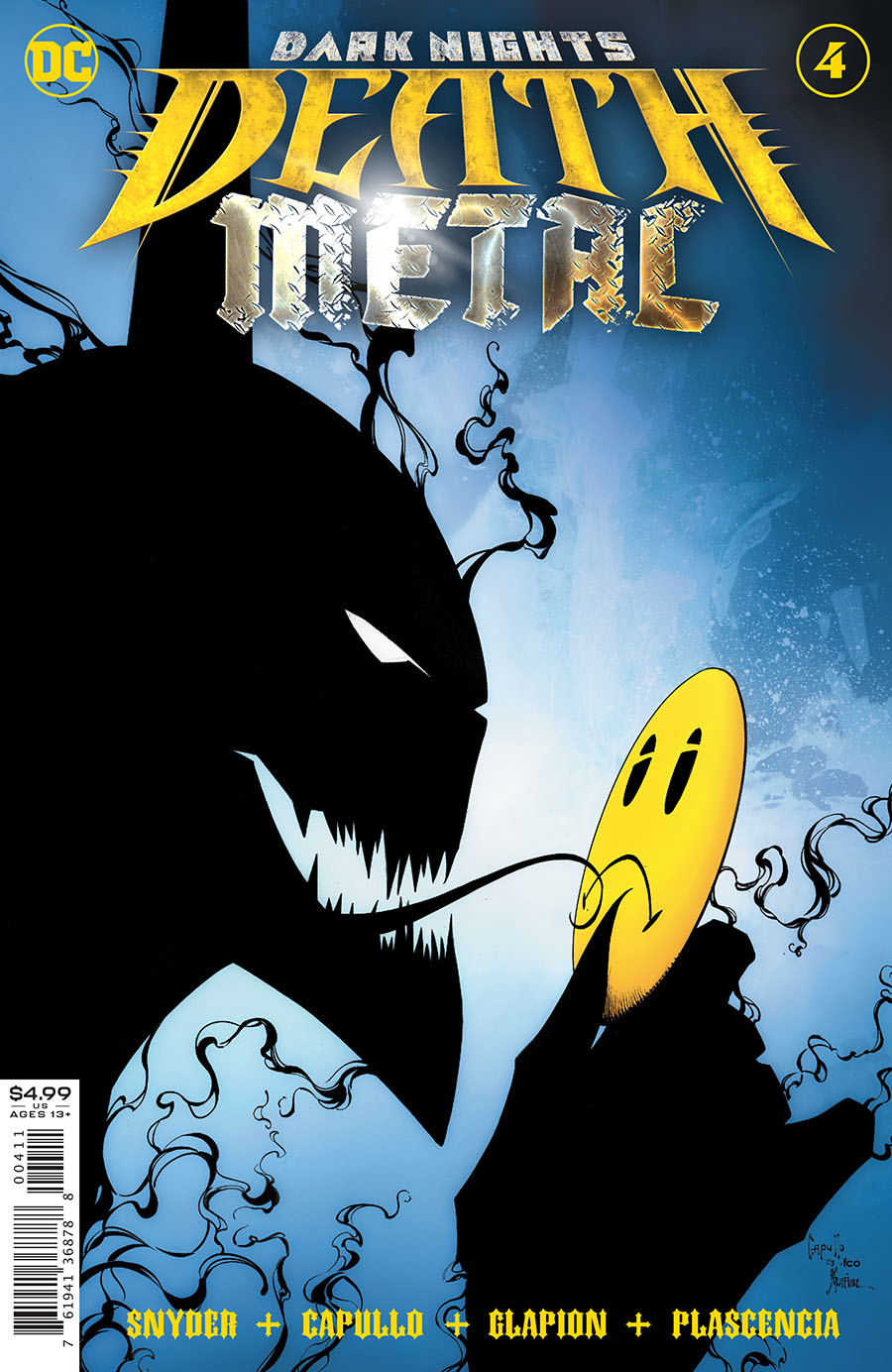 Dark Nights: Death Metal #4 (2020)