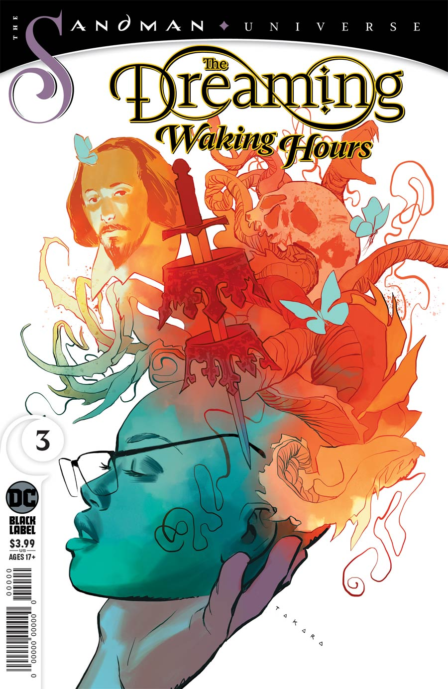 Dreaming Waking Hours #3 (2020)