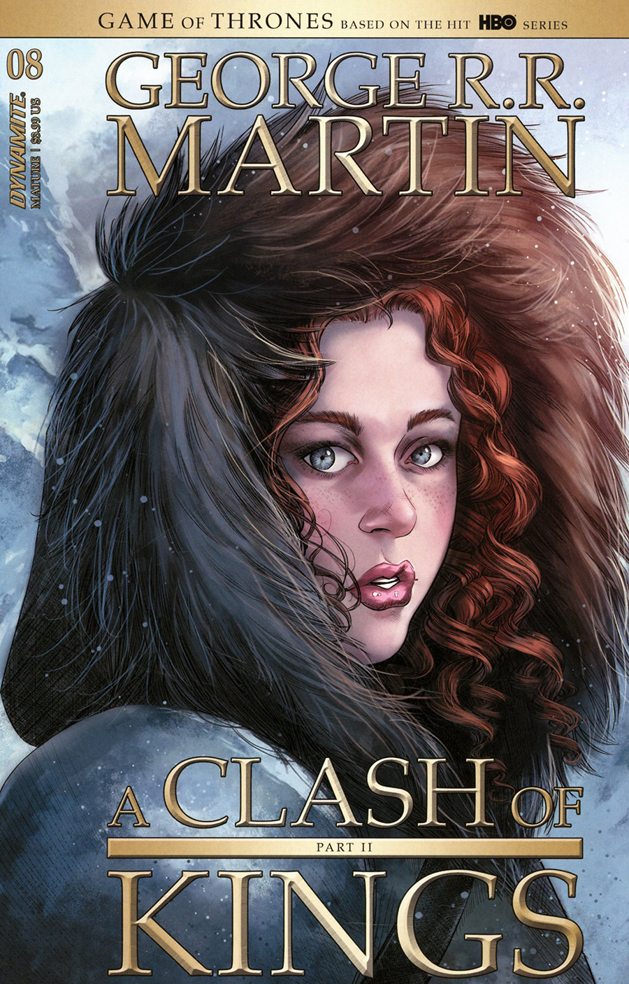 George RR Martin's A Clash Of Kings #8 (2020)