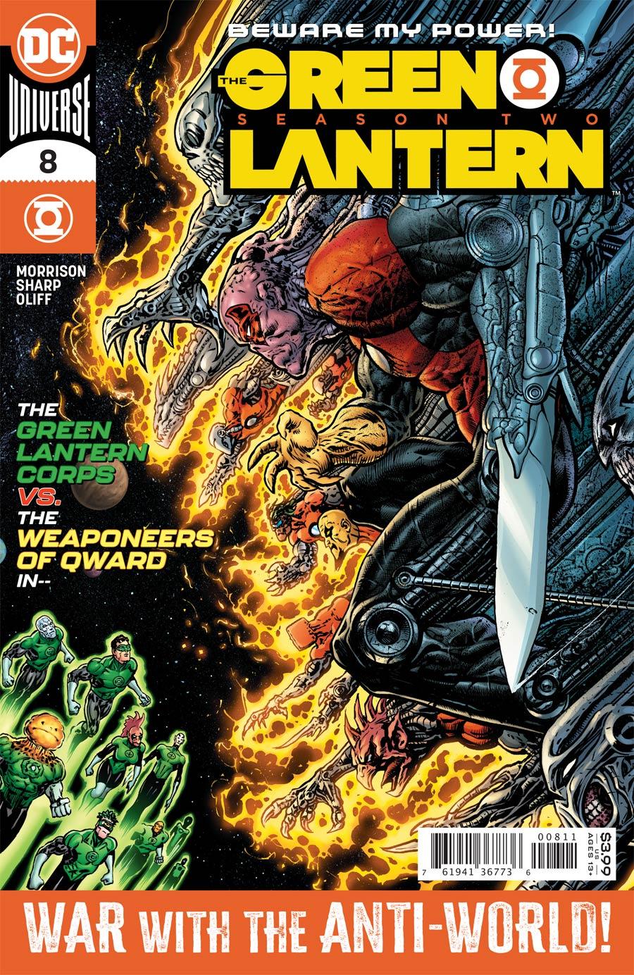 Green Lantern Season 2 #8 (2020)