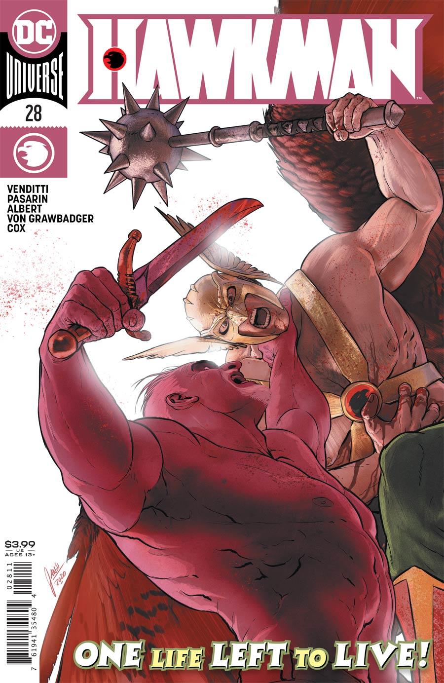 Hawkman #28 (2020)