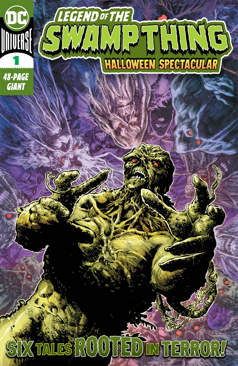 Legend of the Swamp Thing Halloween Spectacular #1 (2020)