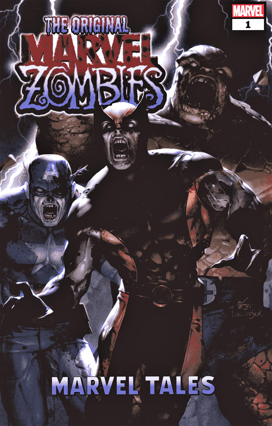 Original Marvel Zombies: Marvel Tales #1 (2020)