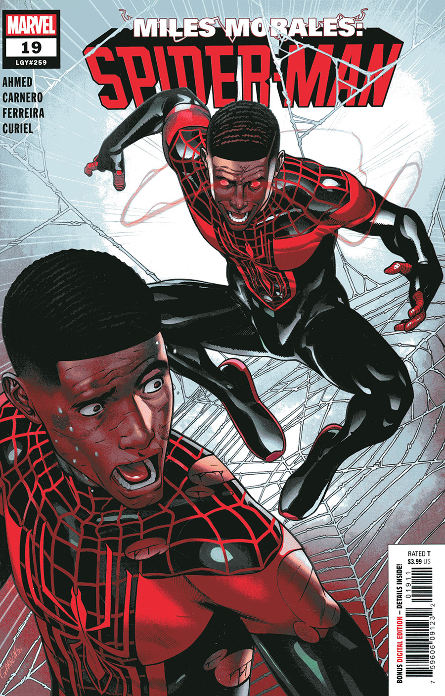 Miles Morales: Spider-Man #19 (2020)