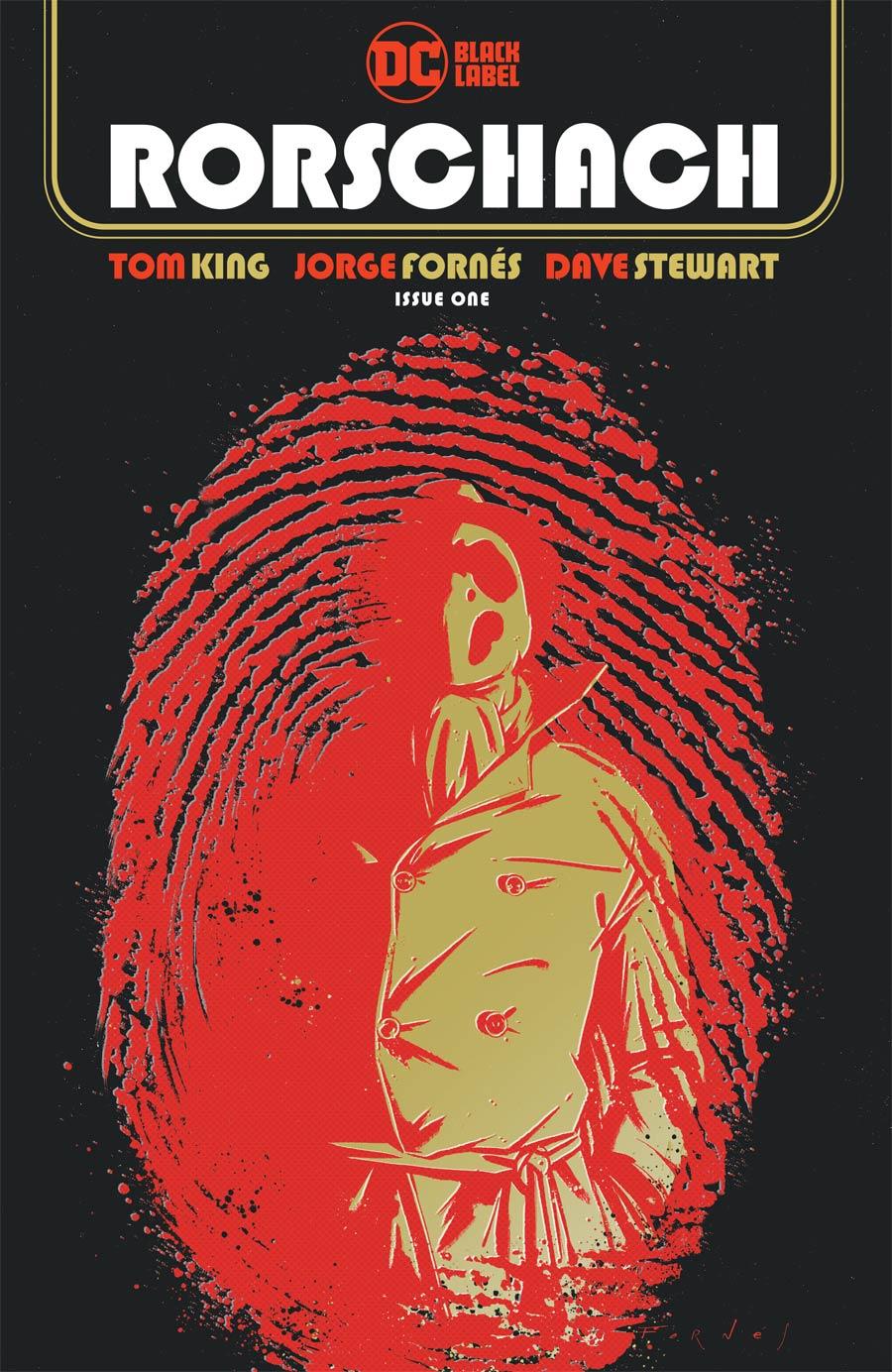 Rorschach #1 (2020)