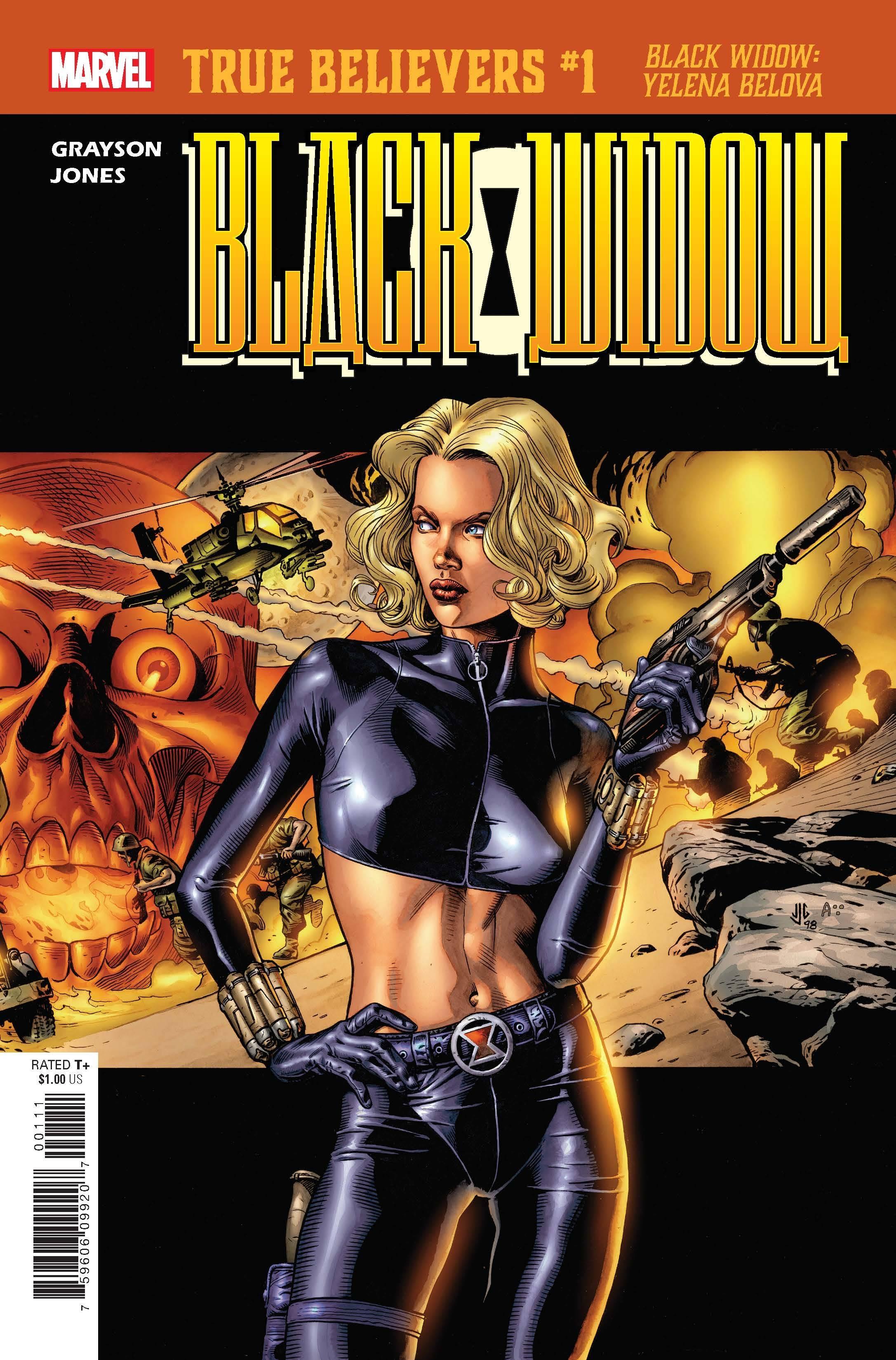 True Believers: Black Widow - Yelena Belova #1