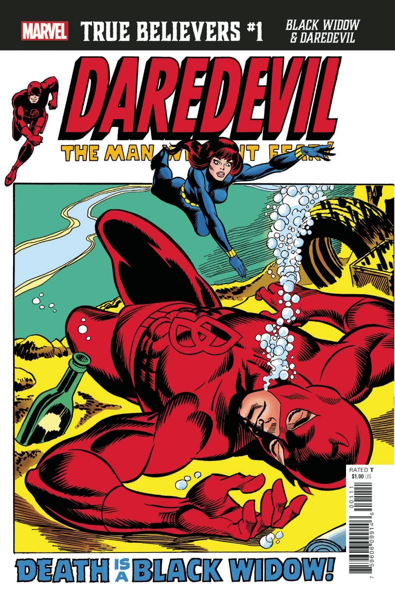 True Believers: Black Widow & Daredevil #1 (2020)