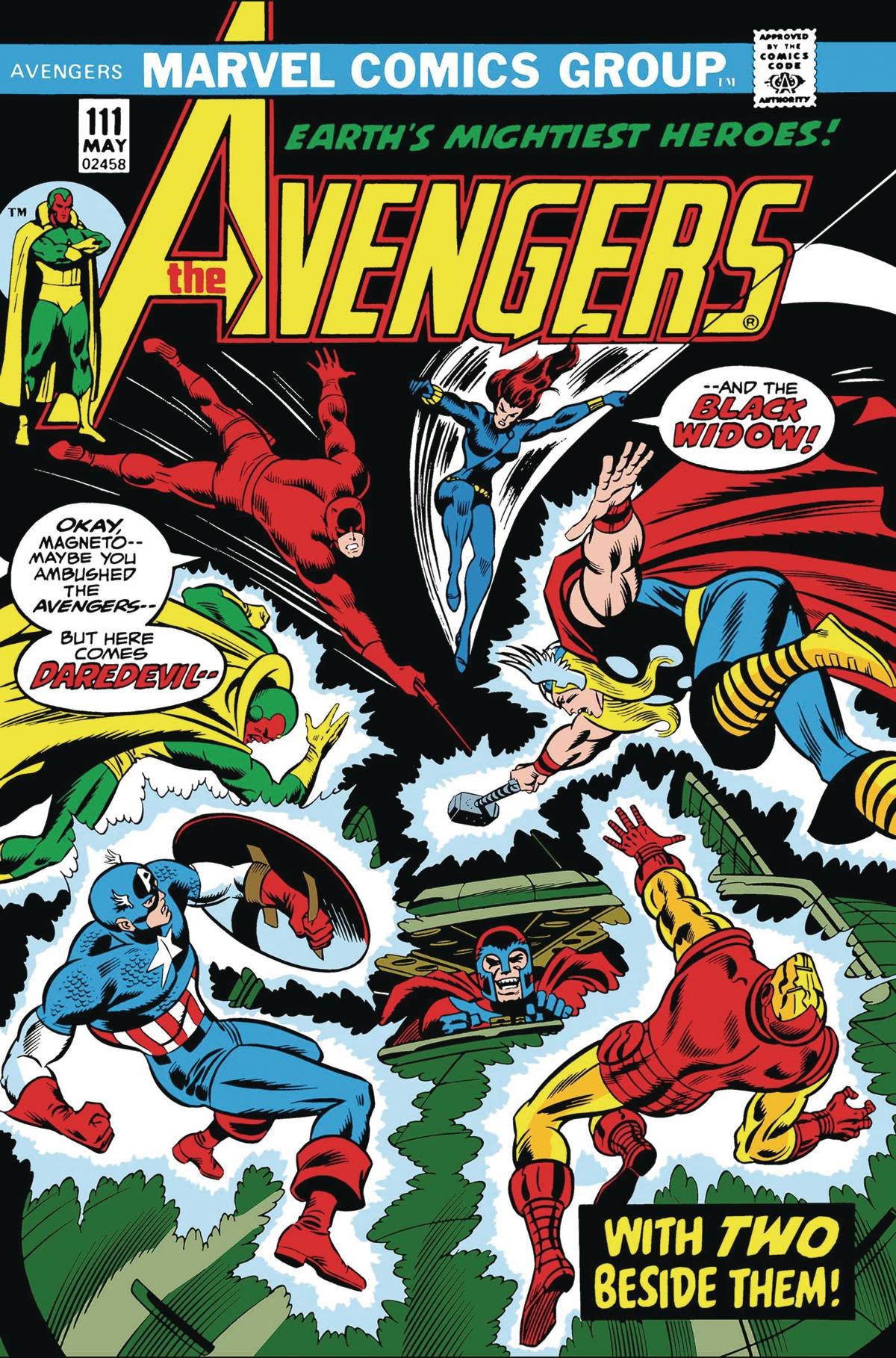 True Believers: Black Widow and the Avengers #1