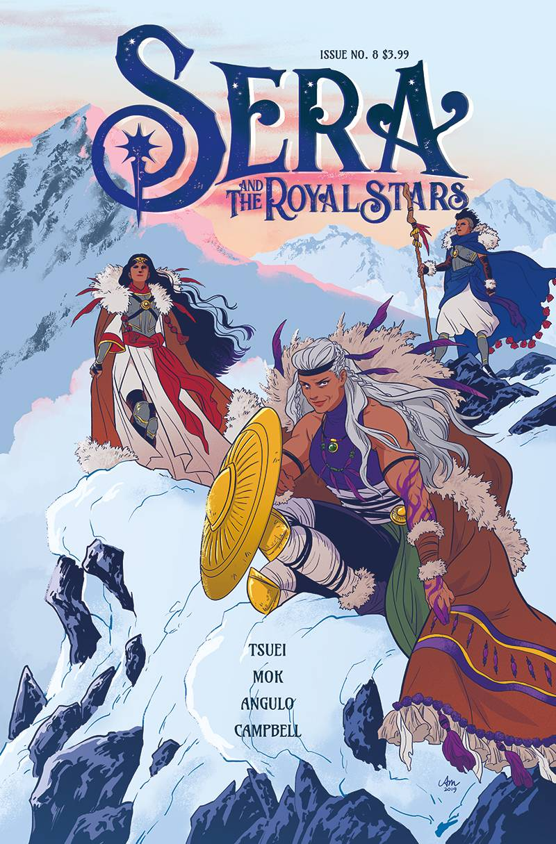 Sera & the Royal Stars #8 (2020)