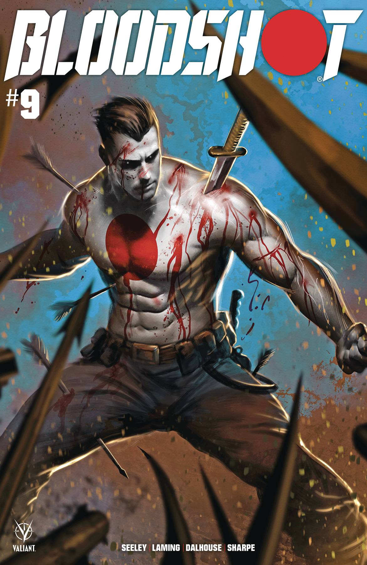 Bloodshot #9 (2020)